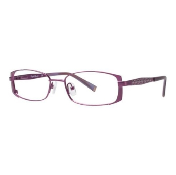 English Laundry Brown Eyeglasses