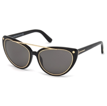 Tom Ford FT0384 Edita Sunglasses