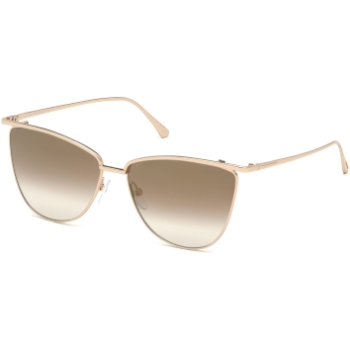 Tom Ford FT0684 Veronica Sunglasses