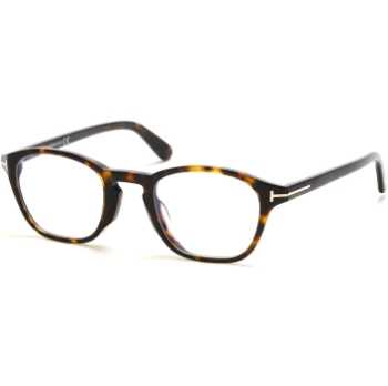 Tom Ford FT5591-D-B Eyeglasses
