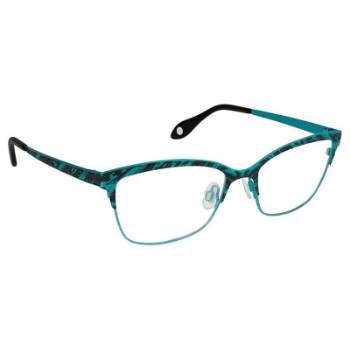 FYSH UK Collection FYSH 3633 Eyeglasses