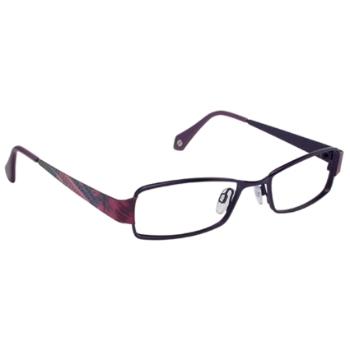 f2029cff79 FYSH UK Collection 18mm Bridge Prescription Eyeglasses