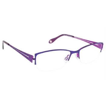 FYSH UK Collection FYSH 3535 Eyeglasses