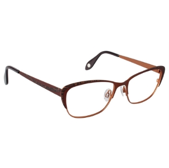 FYSH UK Collection FYSH 3538 Eyeglasses