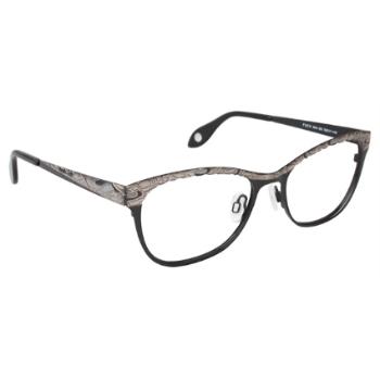 a1eba59ae30 FYSH UK Collection 17mm Bridge Eyeglasses