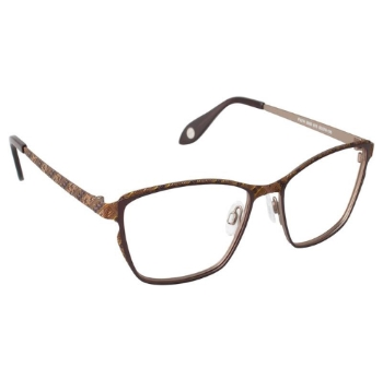 FYSH UK Collection FYSH 3550 Eyeglasses