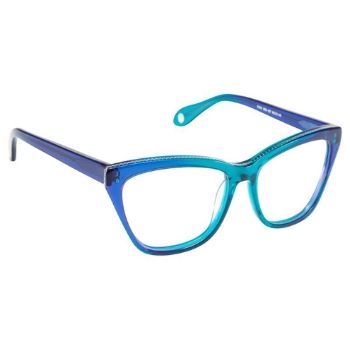 FYSH UK Collection FYSH 3554 Eyeglasses