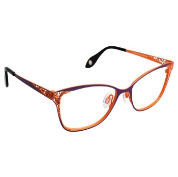 FYSH UK Collection FYSH 3555 Eyeglasses