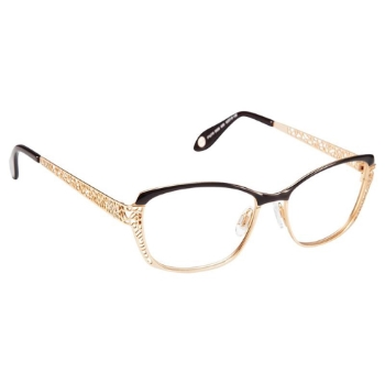 FYSH UK Collection FYSH 3556 Eyeglasses