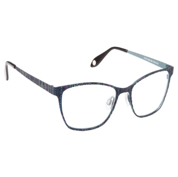 FYSH UK Collection FYSH 3558 Eyeglasses