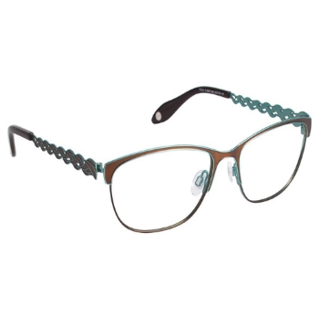 FYSH UK Collection FYSH 3563 Eyeglasses