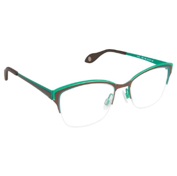 896babb7707 FYSH UK Collection 18mm Bridge Prescription Eyeglasses