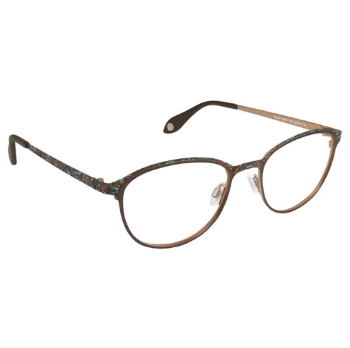 FYSH UK Collection FYSH 3578 Eyeglasses