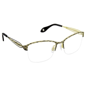 FYSH UK Collection FYSH 3589 Eyeglasses