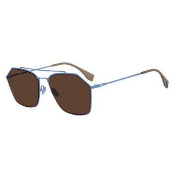 Fendi Men Ff M 0022/F/S Sunglasses