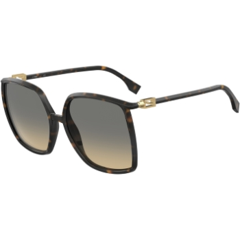 Fendi Ff 0431/G/S Sunglasses