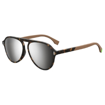 Fendi Men Ff M 0055/G/S Sunglasses