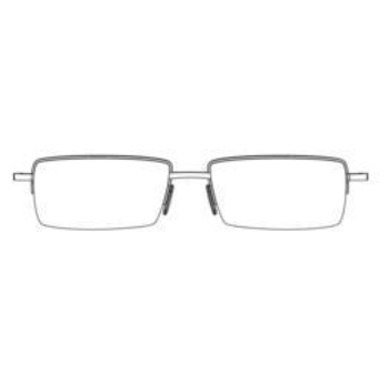 FRED CAYMAN N1 8323 Eyeglasses