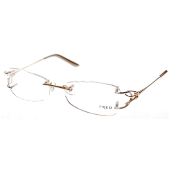 FRED VOLUTE BY C. GHION F2 8341 Eyeglasses