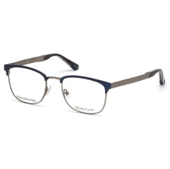 94f6ae5a3088 Gant Custom Clip-On Eligible Eyeglasses