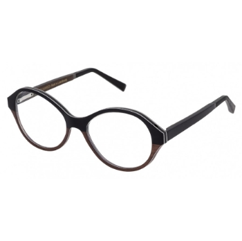 Gold & Wood Alexia 01 Eyeglasses