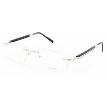 Gold & Wood Api 02 Eyeglasses