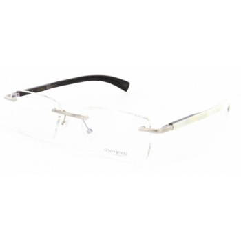 Gold & Wood Api 03 Eyeglasses
