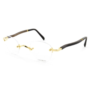 Gold & Wood Boston 05 Eyeglasses