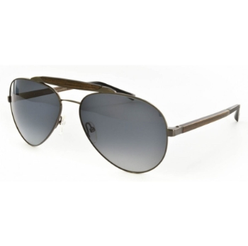 Gold & Wood Caphorn 04 Sunglasses