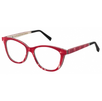 Gold & Wood Gaia 03 Eyeglasses