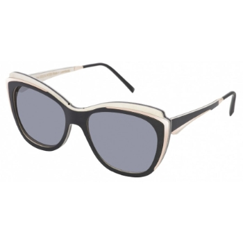 Gold & Wood Lea 01 Sunglasses