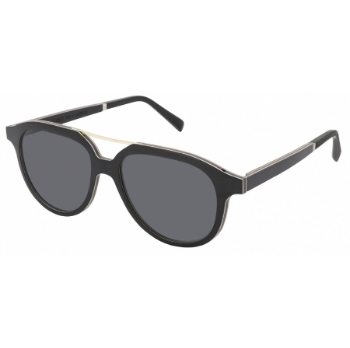 Gold & Wood Moorea 01 Sunglasses