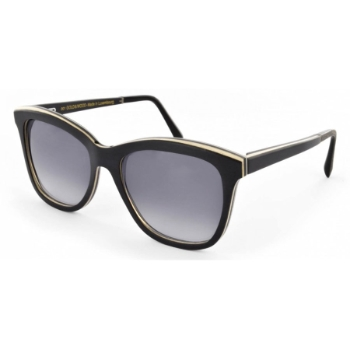 Gold & Wood Monica Sunglasses