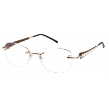 Gold & Wood Ravi 08.0.BaCt72 Eyeglasses