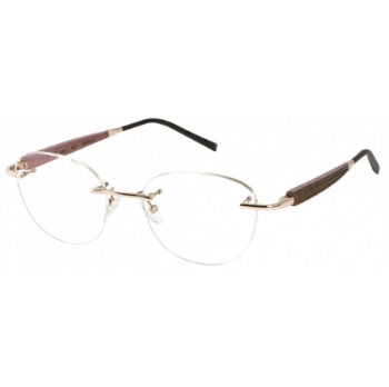 Gold & Wood Ravi 09.0 Eyeglasses