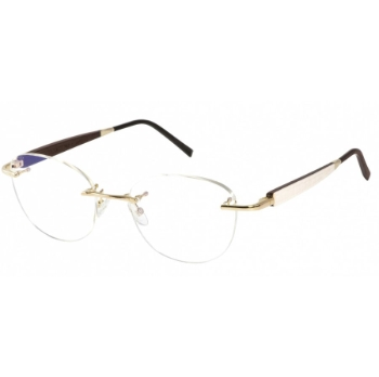 Gold & Wood Ravi 09.6.BaTa73 Eyeglasses