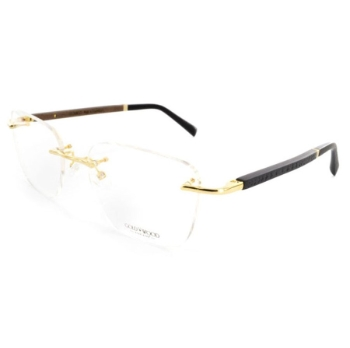 Gold & Wood Rome 02 Eyeglasses