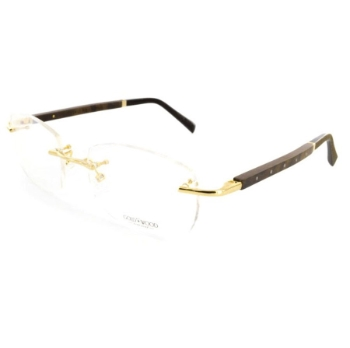 Gold & Wood Rome 03 Eyeglasses