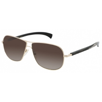 Gold & Wood Spica 01 Sunglasses