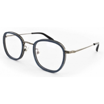 Gold & Wood Titan 02 Eyeglasses