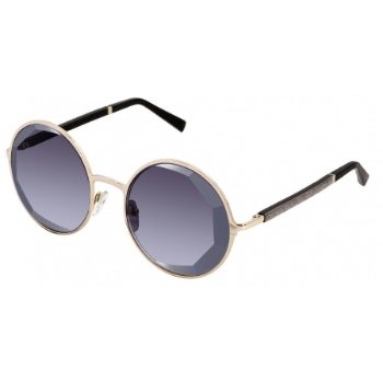 Gold & Wood Vanessa Azar 01 Sunglasses