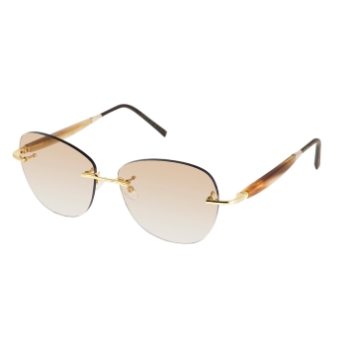 Gold & Wood Comtesse 02.D.10.01.CB41 Sunglasses
