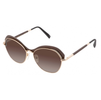 Gold & Wood Eva 02 Sunglasses