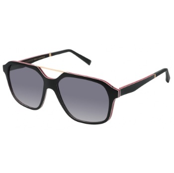 Gold & Wood Francois 01 Sunglasses