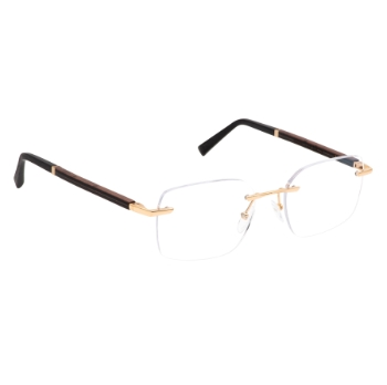 Gold & Wood Mercure 03 Eyeglasses