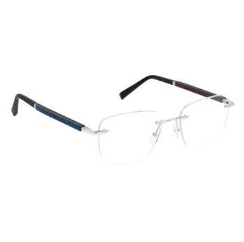 Gold & Wood Mercure 06 Eyeglasses