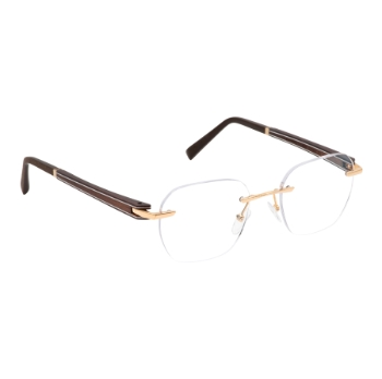 Gold & Wood Mercure 07 Eyeglasses