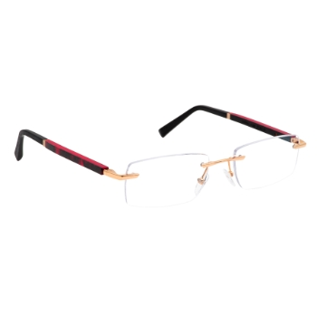 Gold & Wood Mercure 09 Eyeglasses