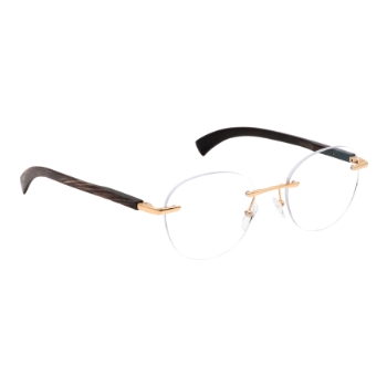 Gold & Wood Mercure 10 Eyeglasses