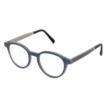 Gold & Wood Naos 01 Eyeglasses